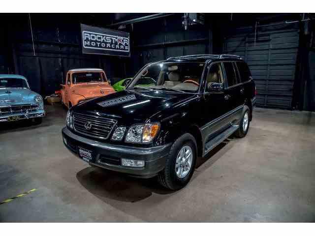 2000 Lexus LX470 | 979973
