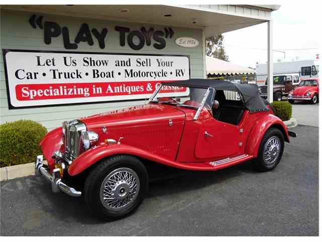 1952 MG TD | 970998