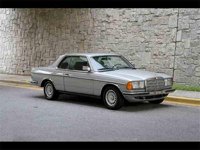 1984 Mercedes-Benz 230 | 979990