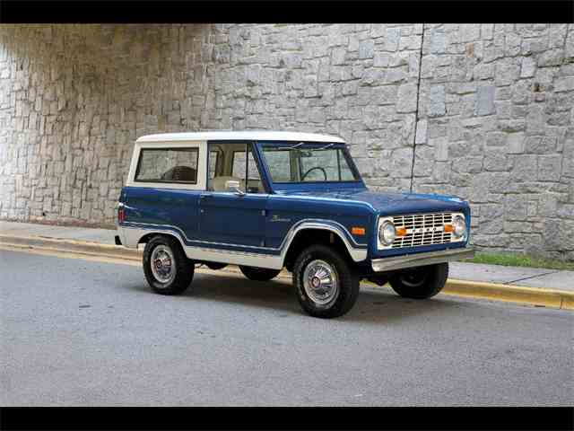 1977 Ford Bronco | 979992