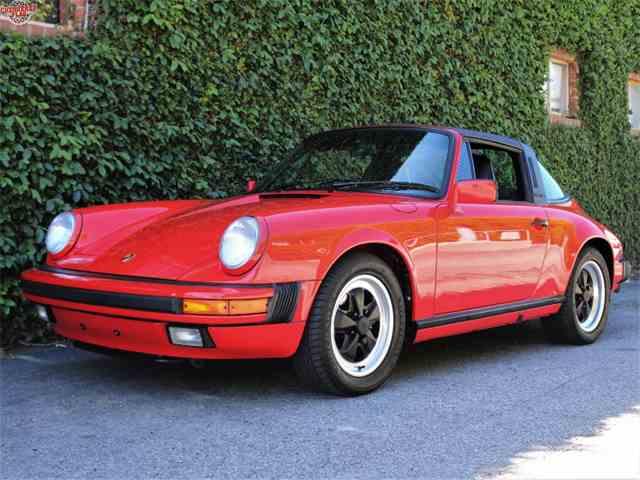 1988 Porsche 911 | 979993