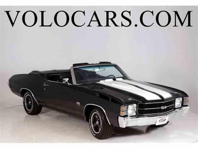 1971 Chevrolet Chevelle   979998