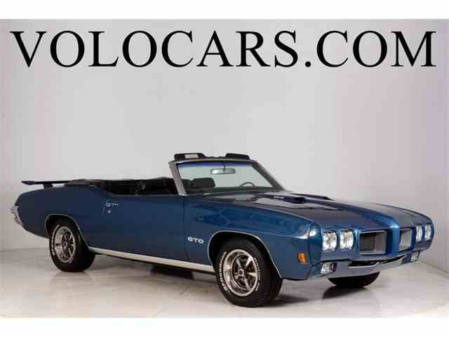 1970 Pontiac GTO | 979999