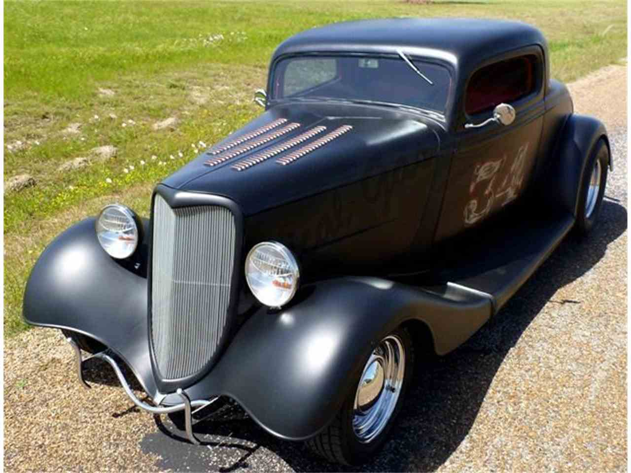 1934 Ford 3 Window Coupe For Sale Classiccars Com Cc 980000