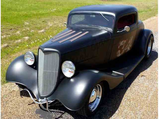 1934 Ford 3-Window Coupe | 980000