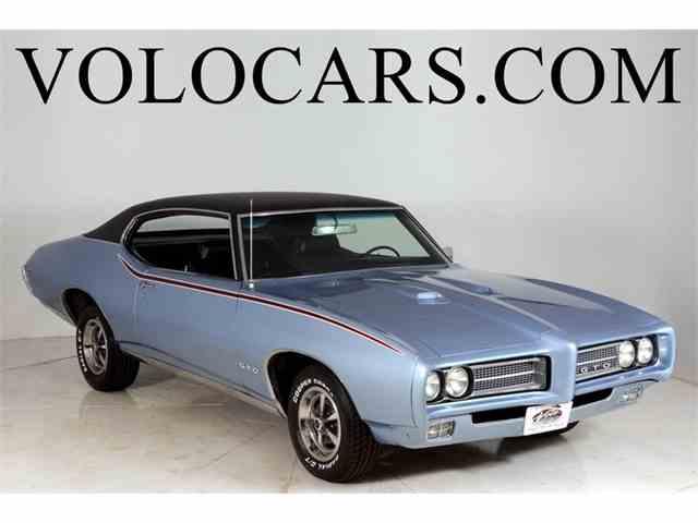 1969 Pontiac GTO | 980001