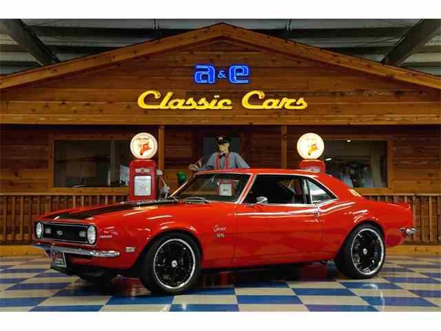 1968 Chevrolet Camaro | 981003