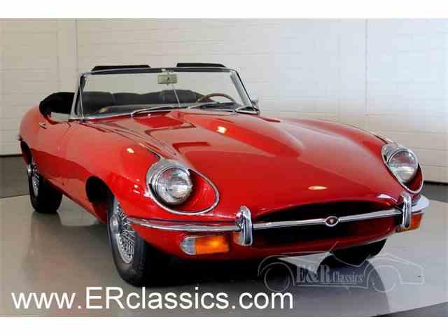 1969 Jaguar E-Type | 981004