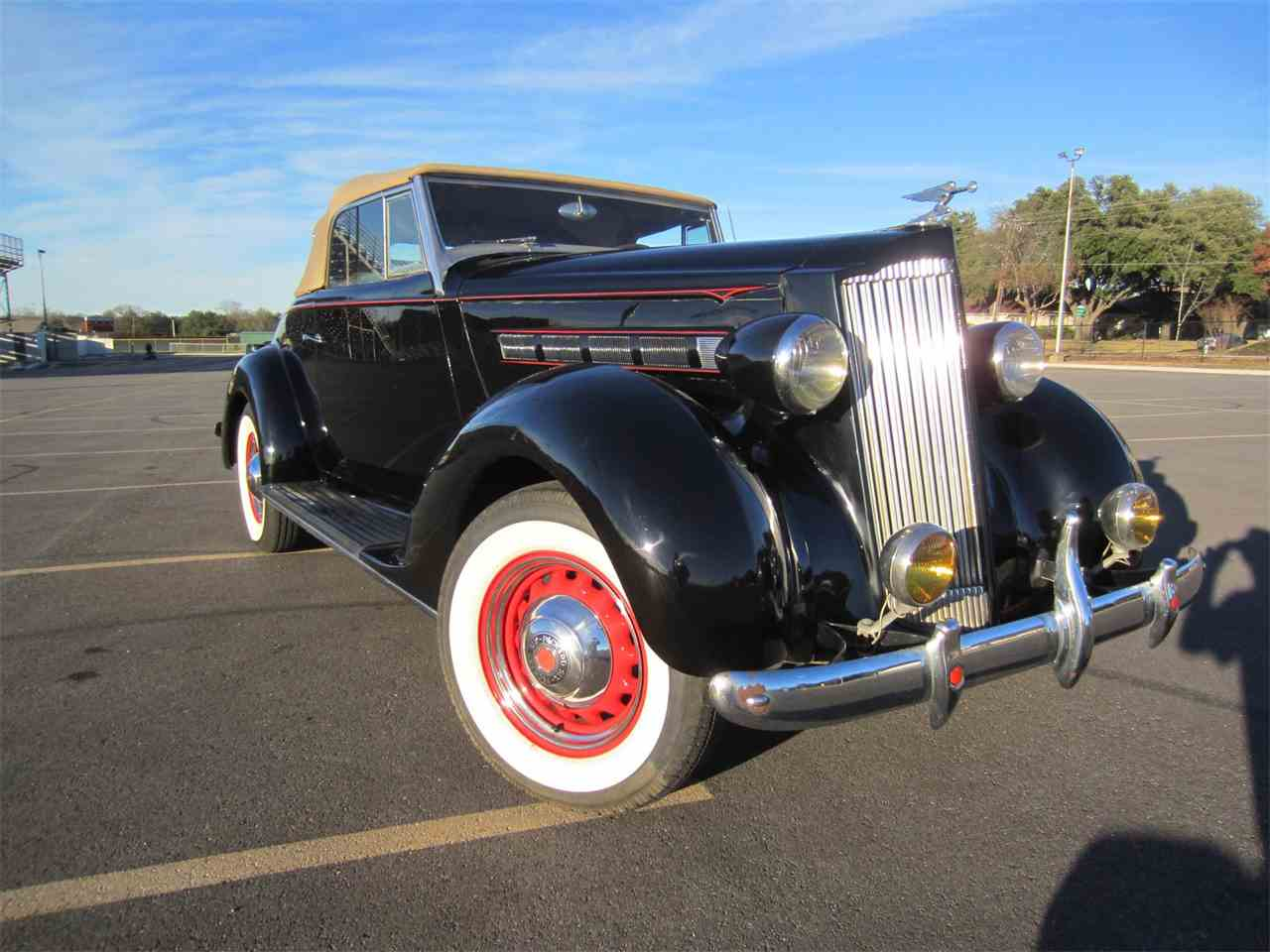 1937 Packard 115C Convertible Coupe for Sale   ClassicCars.com ...