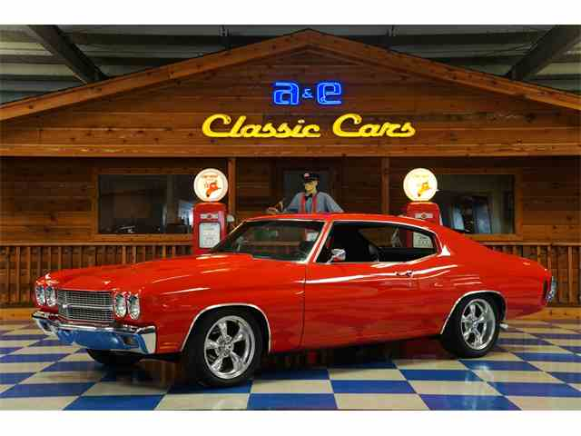 1970 Chevrolet Chevelle | 981013