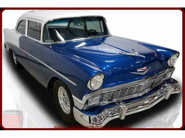 1956 Chevrolet 210 2 Door Post | 981014