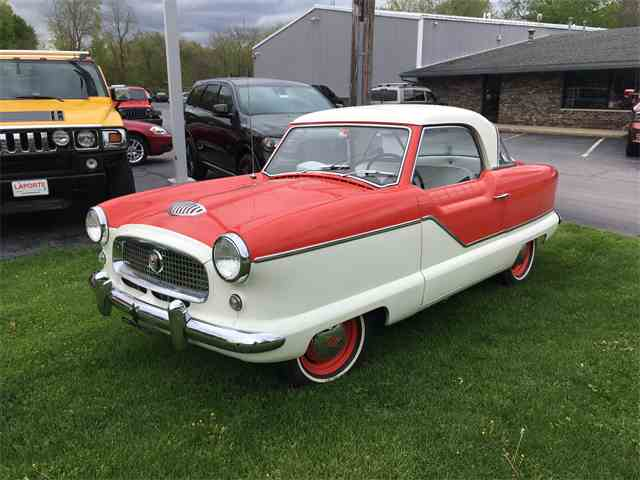 1956 Nash Metropolitan | 981018