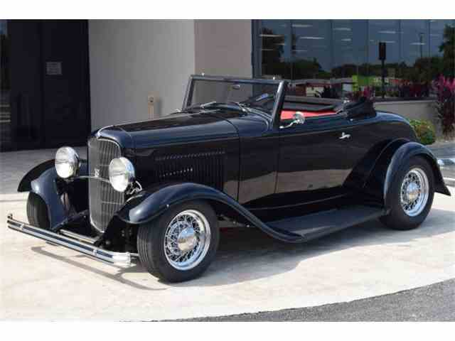 1932 Ford Cabriolet | 980102