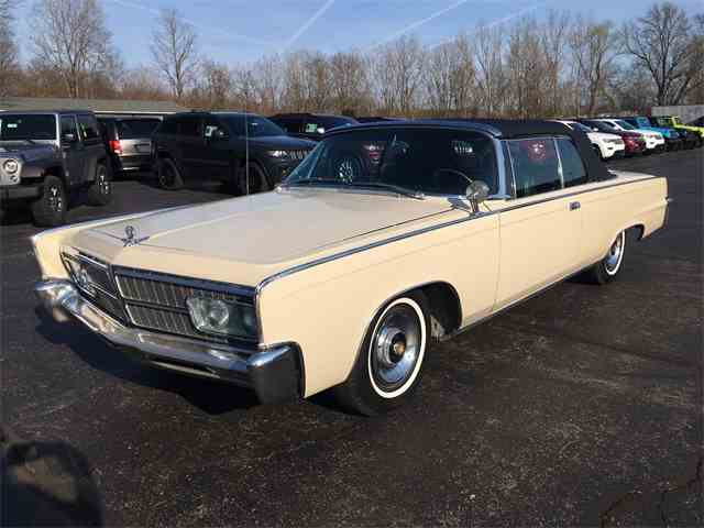 1965 Chrysler Imperial Crown | 981020