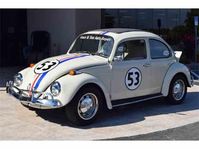 1973 Z Movie CAR Herbie 1 | 980103