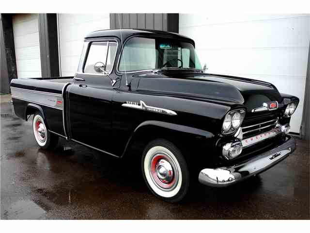 1958 Chevrolet Cameo | 981038