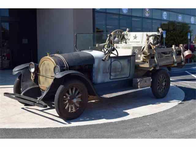 1924 Z Movie CAR Beverly Hillbillies | 980105