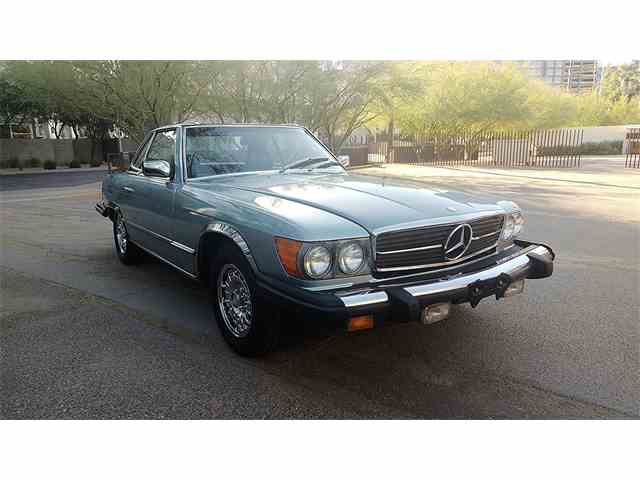 1980 mercedes benz 450sl for sale on for 1980 mercedes benz for sale