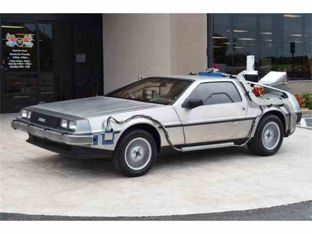 1981 Z Movie CAR Back TO THE Future | 980106