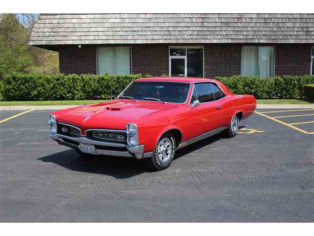 1967 Pontiac GTO | 981065