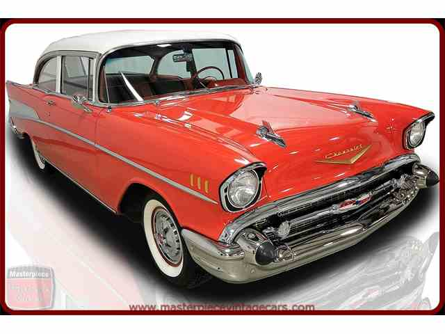 1957 Chevrolet Bel Air | 981072
