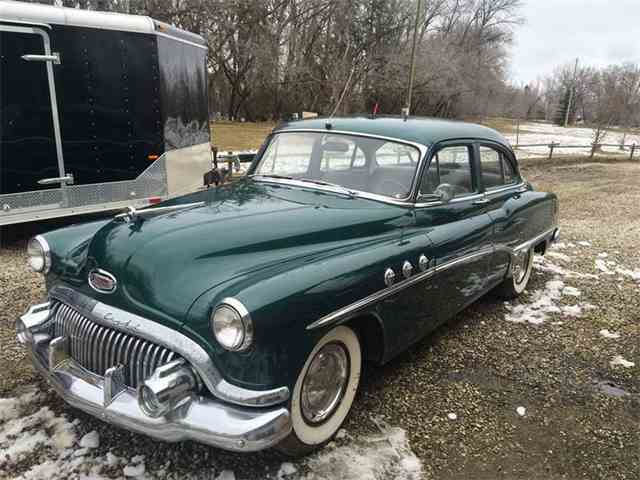1951 Buick Eight Special | 981073
