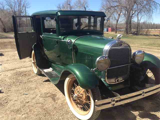 1929 Ford Model A | 981074
