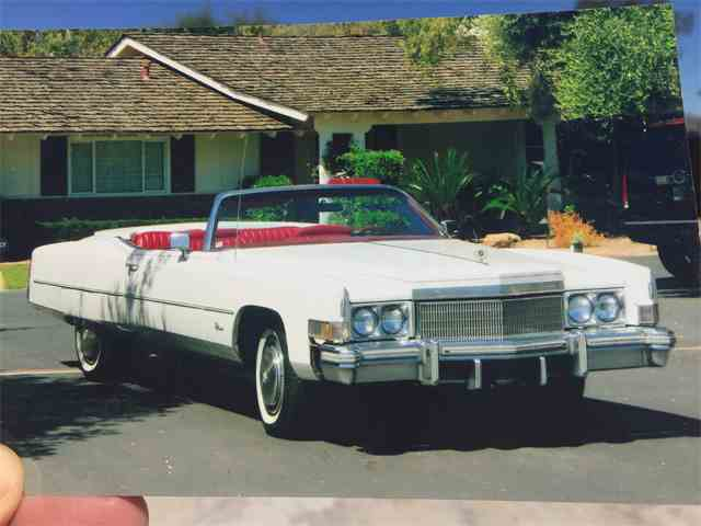 1974 Cadillac Eldorado | 981091