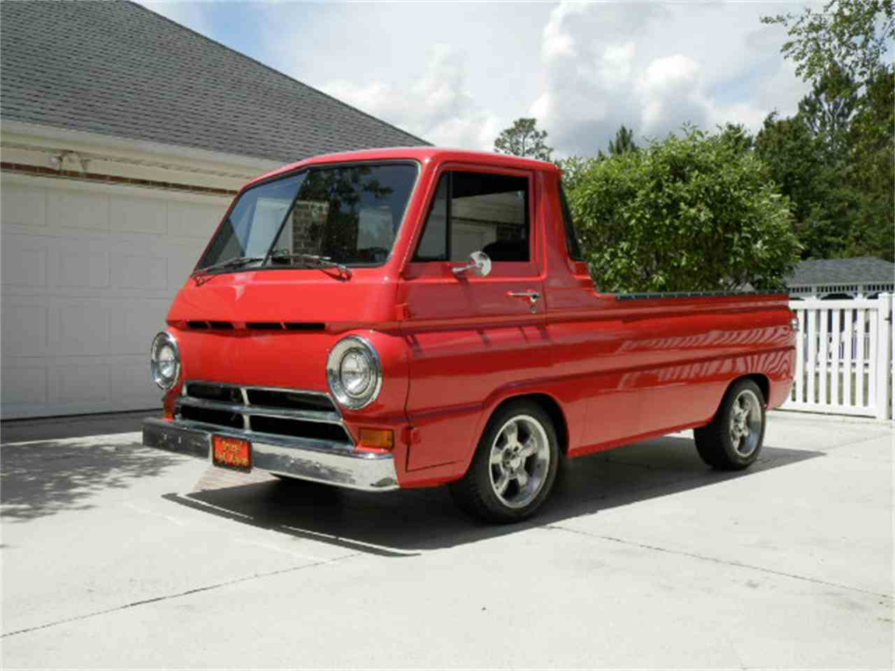 1965 Dodge A 100 5 Window Pickup For Sale Classiccars