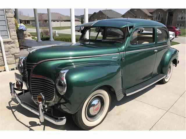 1941 Plymouth Special Deluxe | 981095
