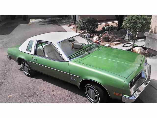 1976 Pontiac Sunbird   981103