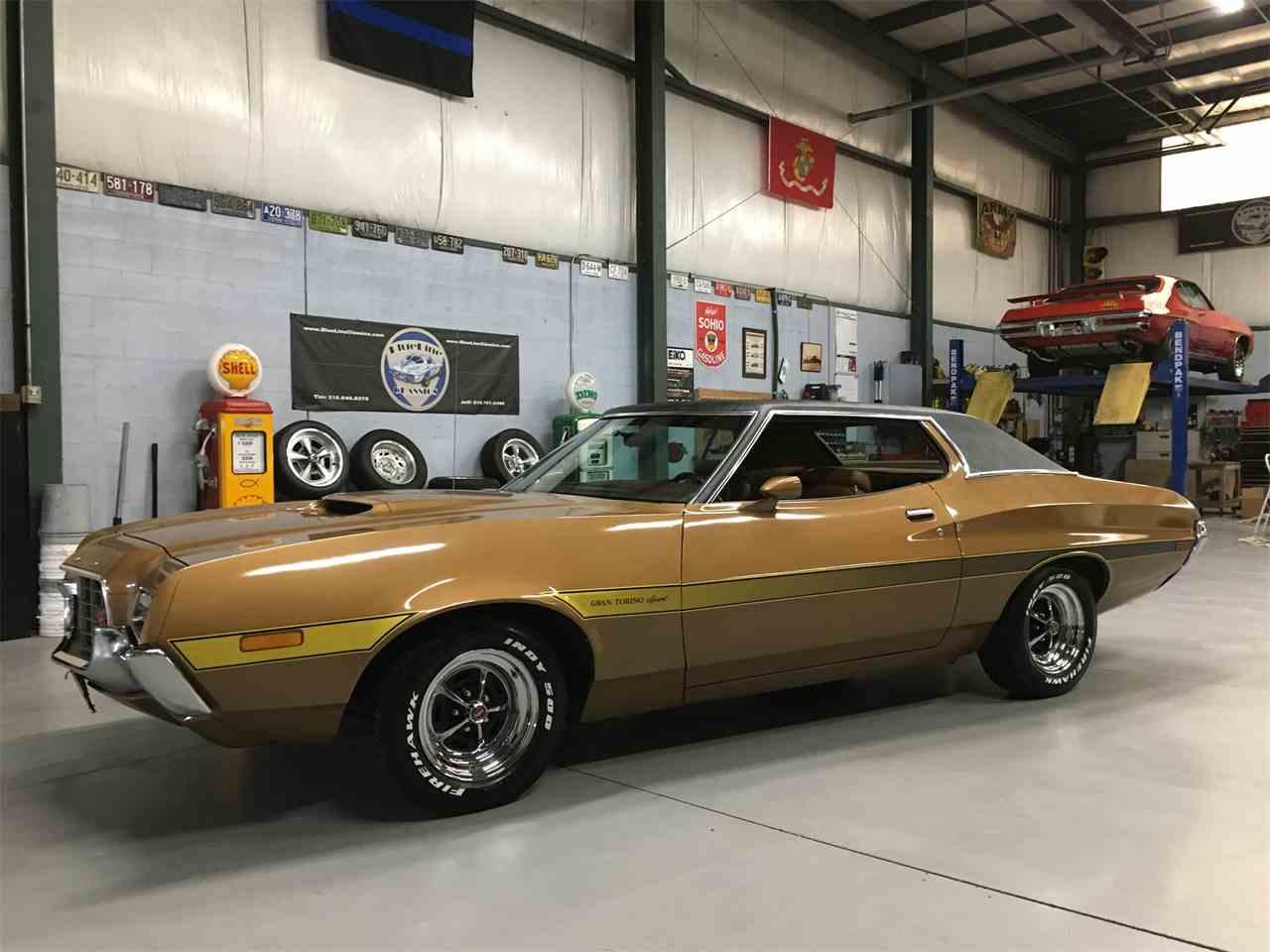 1972 ford gran torino for sale cc 981105