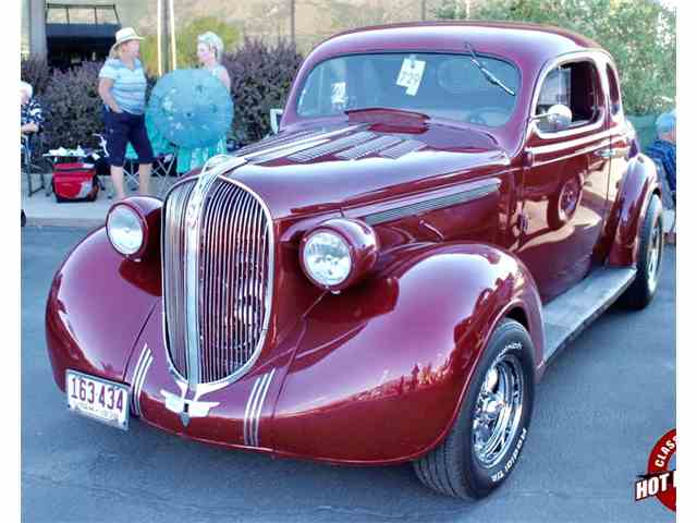 1938 Plymouth Coupe | 981106