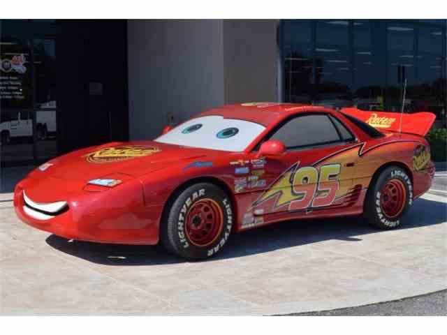 1993 Z Movie CAR Lightning Mcqueen | 980112