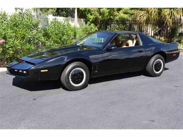 1988 Z Movie CAR Knight Rider | 980113
