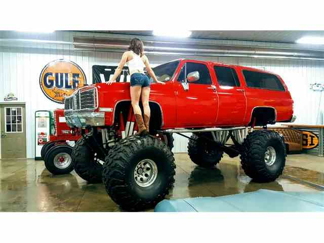 1986 Chevrolet Suburban | 981139