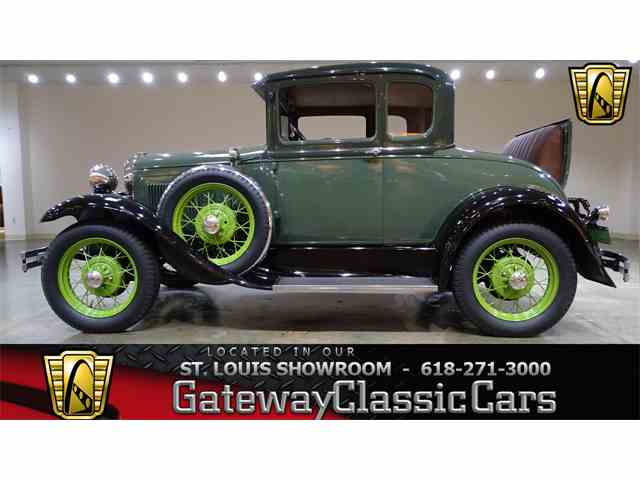 1931 Ford Model A | 981146