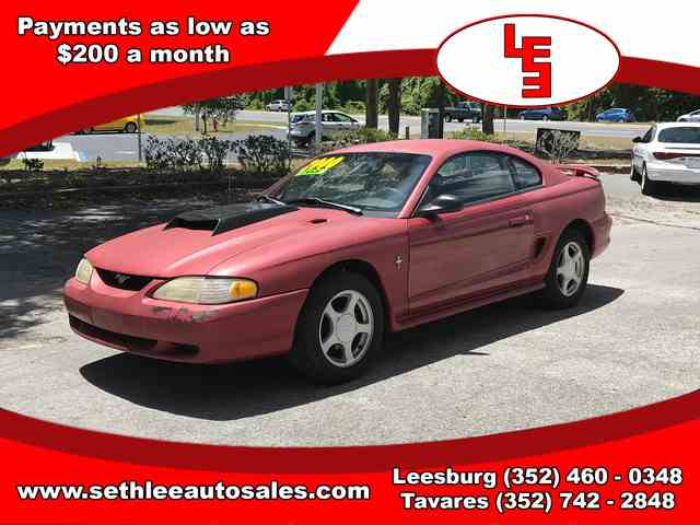1997 Ford Mustang | 981157