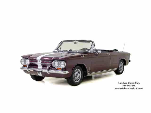 1963 Chevrolet Corvair | 981161