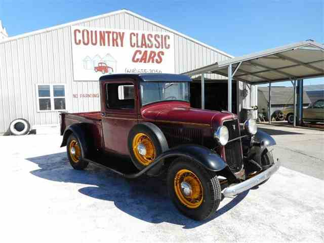 1934 Ford Pickup | 981166