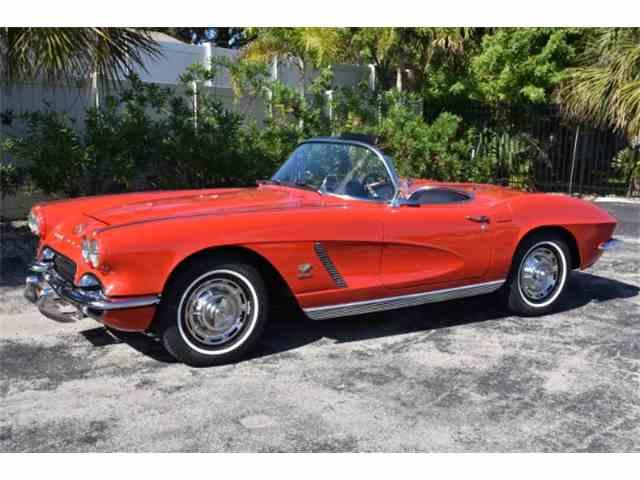 1962 Chevrolet Corvette | 980117