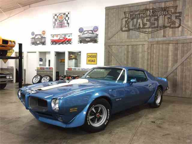 1970 Pontiac Firebird Trans Am | 981172