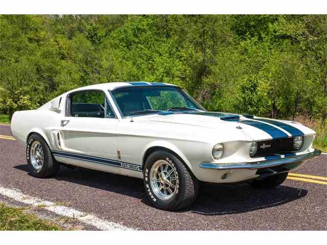 1967 Ford Mustang Shelby Tribute | 981185
