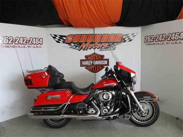 2010 Harley-Davidson® FLHTK - Electra Glide® Ultra Limited | 981189