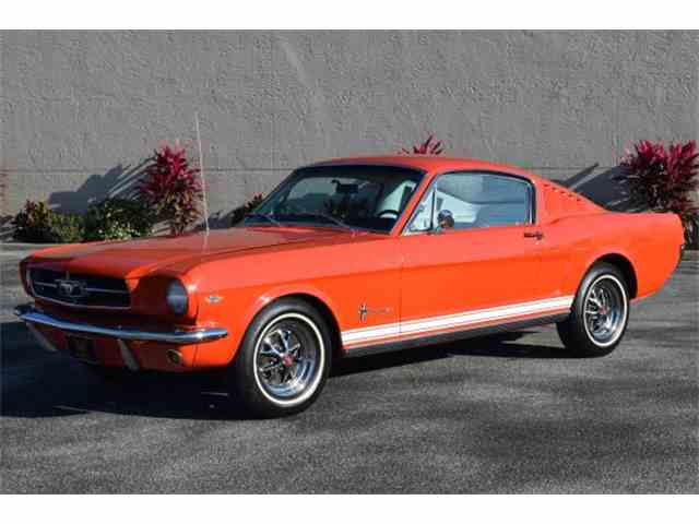 1965 Ford Mustang | 980119