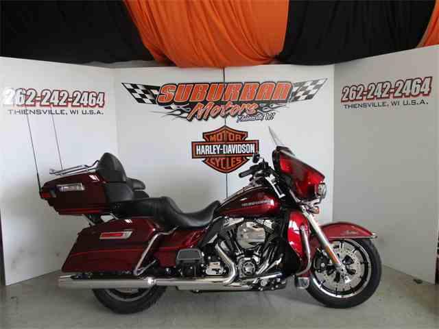 2016 Harley-Davidson® FLHTK - Ultra Limited | 981190