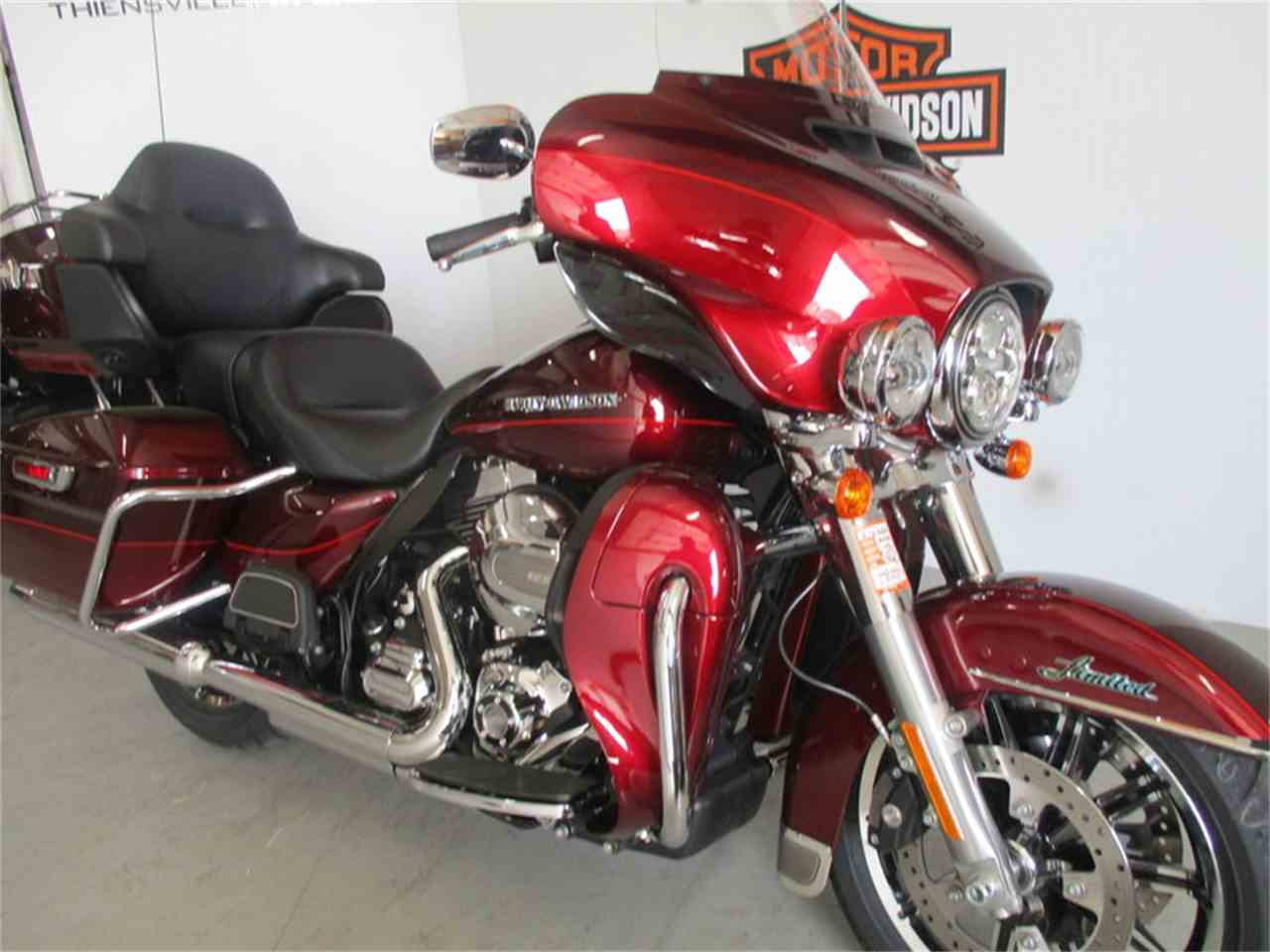 Harley Davidson Dealers In Wisconsin >> 2016 Harley-Davidson® FLHTK - Ultra Limited for Sale | ClassicCars.com | CC-981190