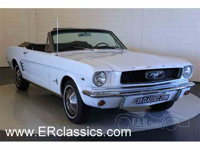 1966 Ford Mustang | 981193