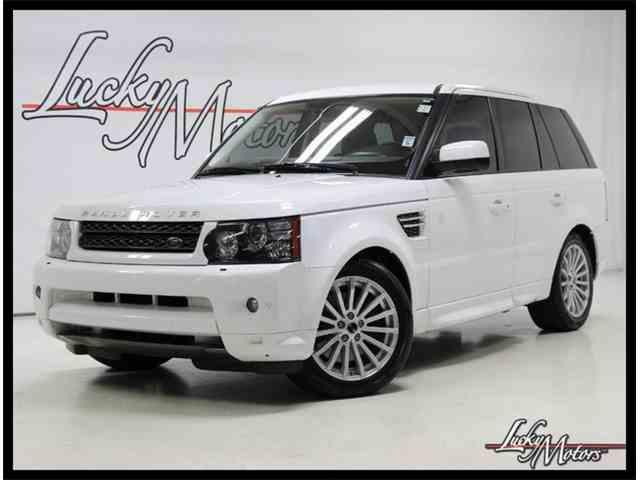 2012 Land Rover Range Rover Sport | 981199
