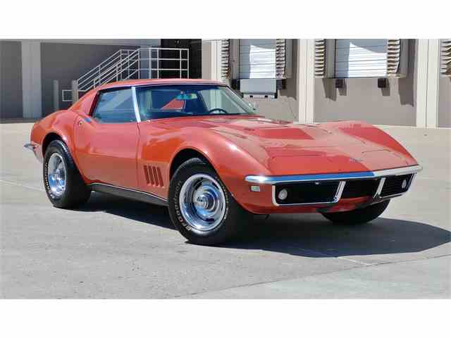 1968 Chevrolet Corvette 427 Tri Power EXCELLENT Condition | 980012